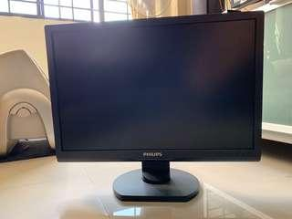 🚚 RESERVED** Philips Computer monitor