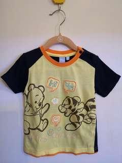 Size 95 米奇 T-shirt