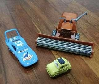 Cars 1 and Cars 3 Diecast
