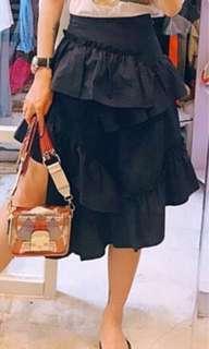 Korean skirt  white skirt 韓國高質裙