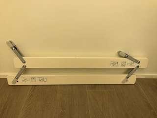 IKEA VIKARE 床欄 兩個