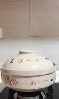 23厘米瓦煲