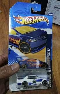 Hot Wheels Civic SI & Nissan Skyline