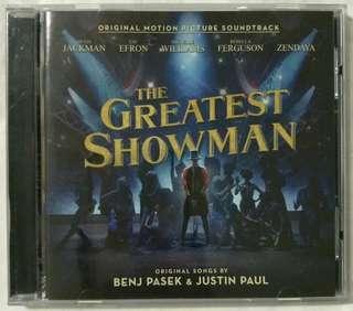 The Greatest Showman -  Movie Original Soundtrack OST CD