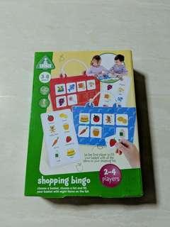 🚚 New ELC Shopping Bingo Toy
