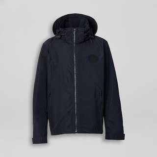 Burberry Packaway Hood Shape-memory Taffeta Jacket