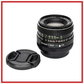 Star-D FD 28mm F2.8 Wide Angle Manual Lens (Canon FD Mount)