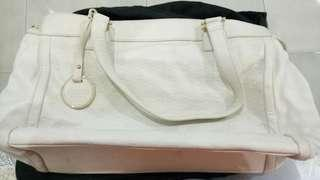 [New] GUESS Spring / Summer Collection Satchel Leather Bag