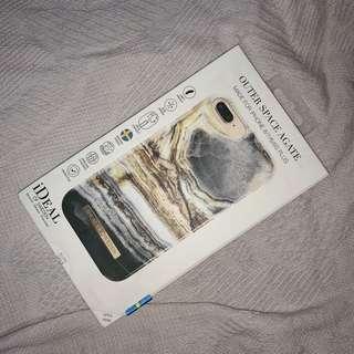 iPhone 7 Plus 8 Plus iDeal of Sweden Marble Case