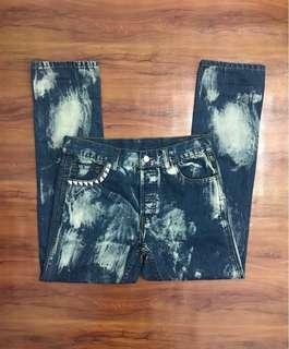 Gucci pants x Louis Vuitton x Visvim x Prada x Fendi