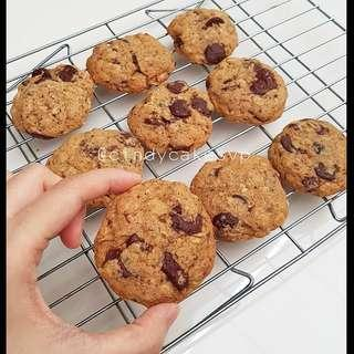Lactation Chocolate Chip Cookies