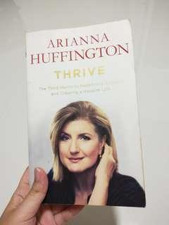 🚚 Thrive by Arianna Huffington