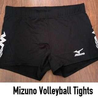 Mizuno volleyball shorts tights