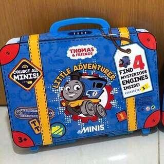 Thomas & Friends Mini Collectibles Box MInis Blind Packs Storage Birthday Christmas present gift set