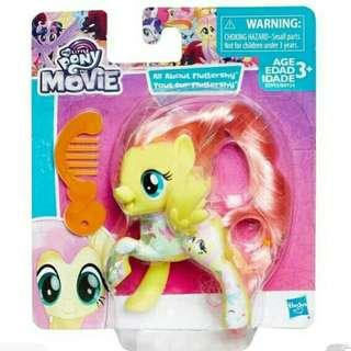 NEW! Figure Fluttershy My Little Pony The Movie