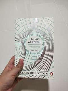 🚚 The Art of Travel by Alain de Botton