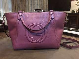 Gucci Soho Top Handle Bag