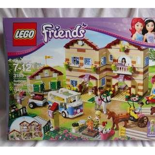 NEW SEALED Lego Friends 3185 Summer Riding Camp