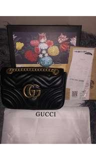 Gucci leather small handbag