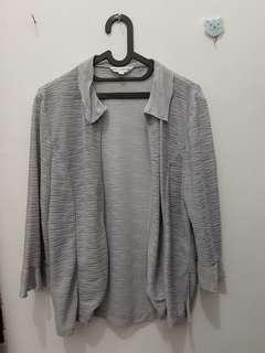 Grey Semi-Formal Outer
