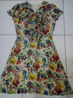Flower dress MINT