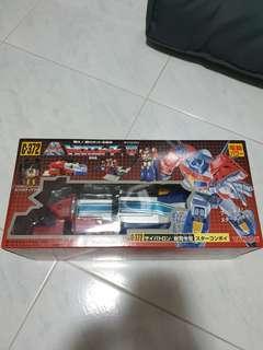 Transformers star convoy reissue
