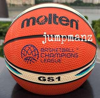 🚚 Molten GS1-CL Basketball - Size 1 (Limited Edition & Brand New)