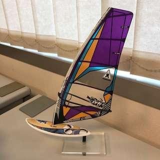滑浪風帆模型