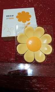 🚚 花朵造型水果叉