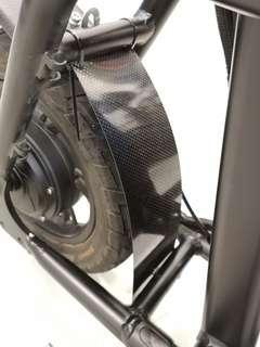 Fiido 3K Carbon Rear Splash Guard