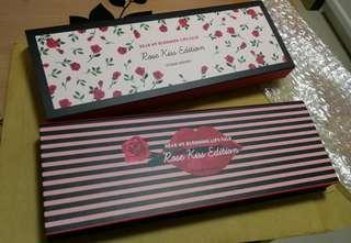 Lipsticks 唇膏 Etude House: Blooming Lips-Talk (Rose Kiss Edition)