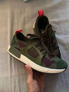 [Repriced at Php 1,000 from Php 1,200] HelpToFUNdraise - Adidas High Class Replica of NMD Army Green