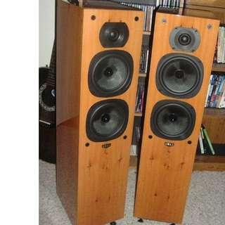 Rare Quad 22L Tower Dynamic Loudspeaker