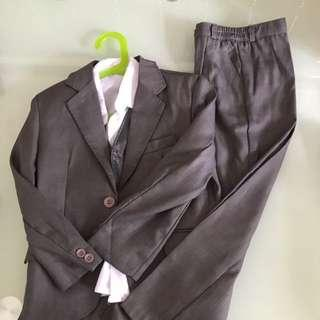 Boy Suit-formal Wear-REDUCED TO CLEAR!