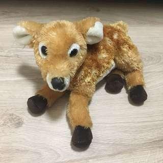🚚 小鹿玩偶