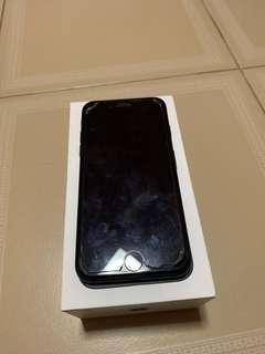 🚚 Iphone 7 black 128gb