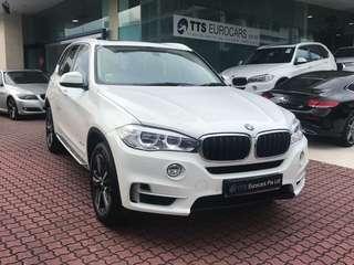 BMW X5 xDrive35i 7-Seater (A)