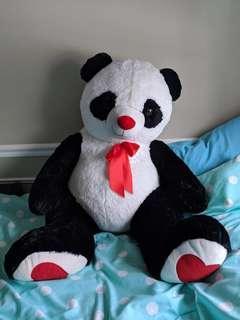 VALENTINE'S DAY GIANT PANDA