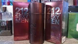 Parfum 212 Sexy Men