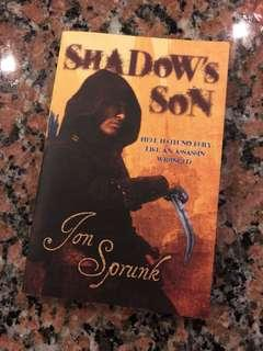 Shadow's Son by Jon Sprunk