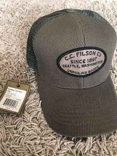 Filson hat original otter green color