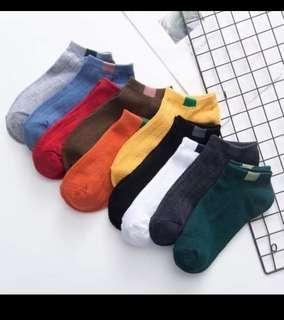 Korean fashion socks