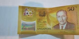 🚚 Singapore collectible currency