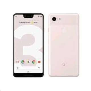 brand new google pixel 3xl 64gb (pink)