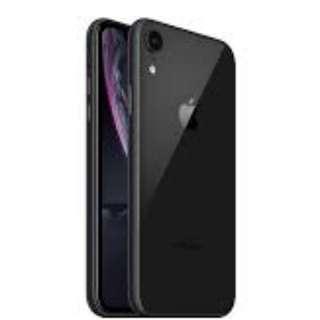 brand new iphone xr 64gb (black)