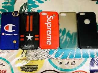IPhone 6/6s/7 cases 5 for $15