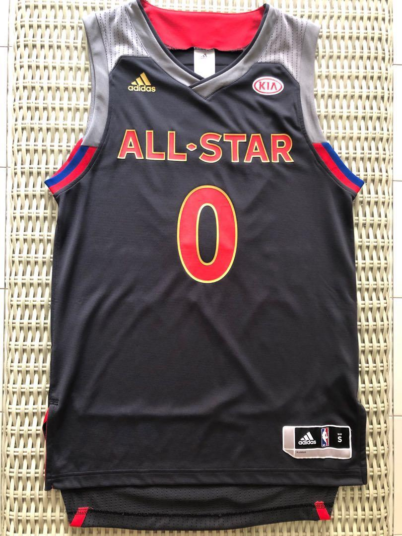 wholesale dealer 768e9 e9269 Adidas 💯% Authentic NBA All-Stars (West) Russell Westbrook ...