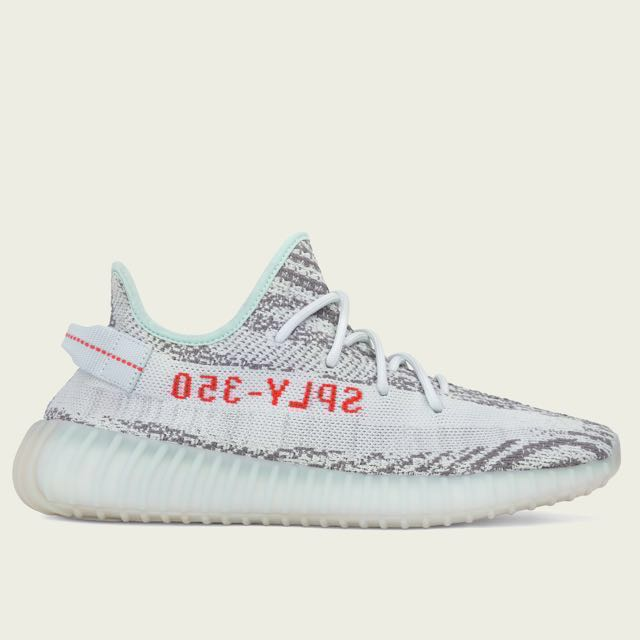 6470dde7529 Adidas Originals Yeezy Boost 350 V2 Blue Tint