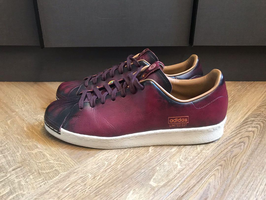 Cristo Escalera Lo anterior  Adidas Superstar 80s LE Vault + Cap, Men's Fashion, Footwear, Sneakers on  Carousell
