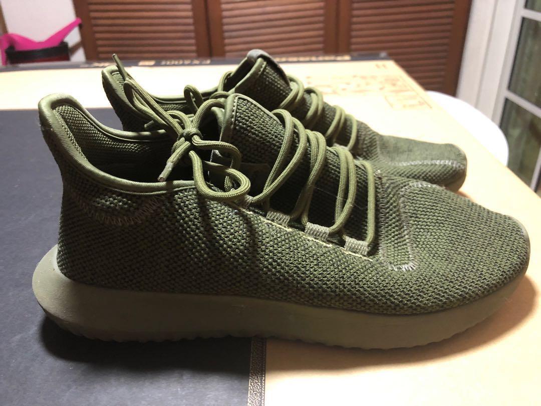1fdb4e7b8 Adidas Tubular Shadow Army Green